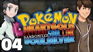 OH MY GAWD!! | Pokemon HeartGold/SoulSilver Extreme Randomizer Soul Link Part 4!