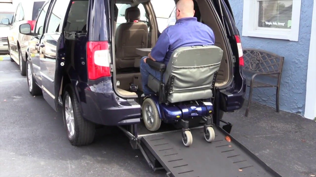 Rent A Car With Wheelchair Lift