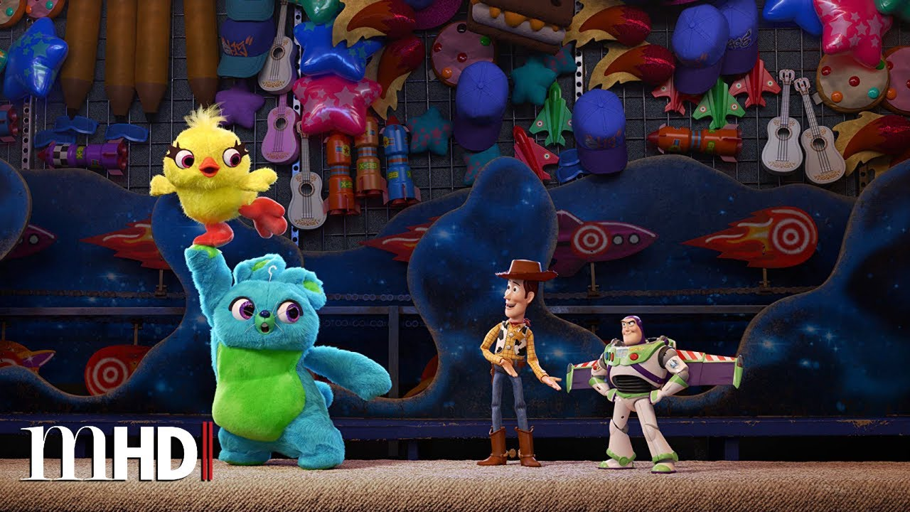 Toy Story 4 | Trailer Dobrado PT (HD)