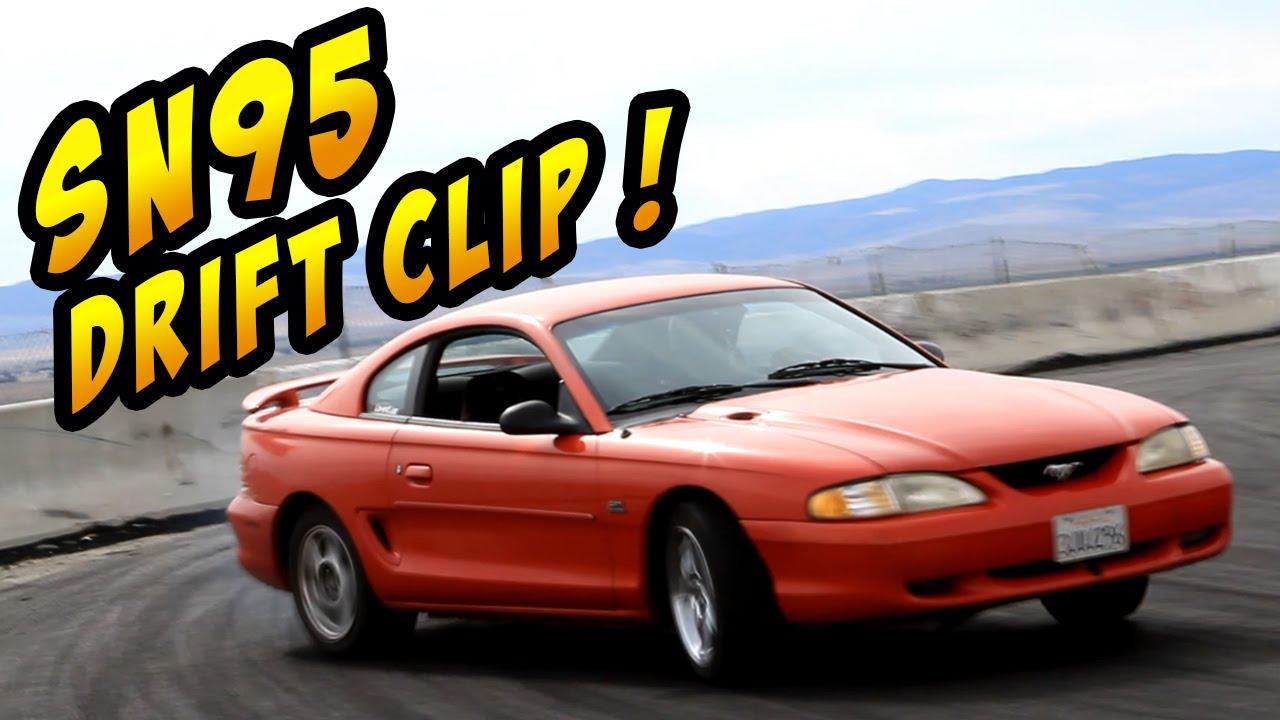 Jay Lynch-Drifting SN95 Mustang