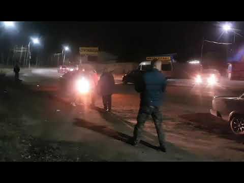 ДТП с маршруткой №42: видео с места трагедии