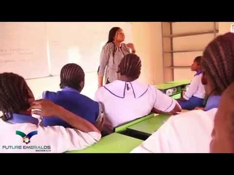 Career Talk With Imaguero Girls College SSS2 Students