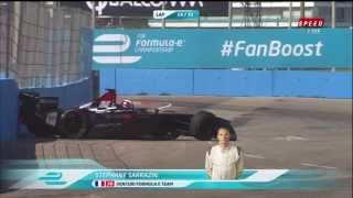 Sarrazin Crashes Formula E Punta Del Este 2014 thumbnail