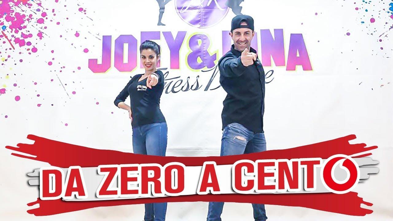 da zero a cento baby k coreograf a joey rina tutorial