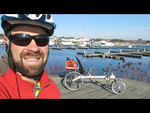 Waterfront Trail (Toronto To Mississauga) - Narrated Bike Ride