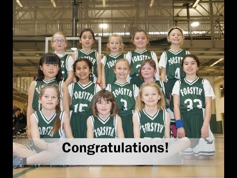 2nd Grade Girls - Forsyth School (St. Louis) Basketball 2018