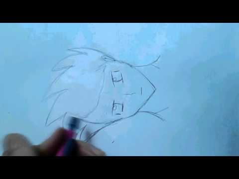 Hervorragend Comment dessiner un garçon manga facile ~misslafee - YouTube NJ11