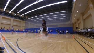 全港學界跳繩比賽2016 - 小學組決賽-45秒個人花式