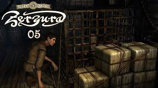 LOST CHRONICLES OF Zerzura Let´s Play [05] - Nachts auf dem Schiff | HD