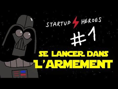 Dark Vador lance l'Etoile noire 2.0 - Startup Heroes #1