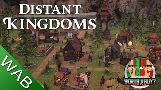 Distant Kingdoms Review (early access) - City Builder (Video Game Video Review)