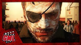 Metal Gear Solid 5 The Phantom Pain Chapitre 2 (Vraie Fin) - Film complet Français