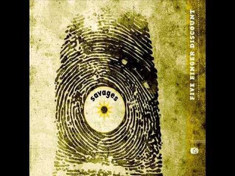 Savages - Five Finger Discount [full album]