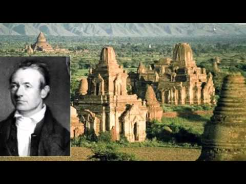 Adoniram Judson first missionary to Burma.
