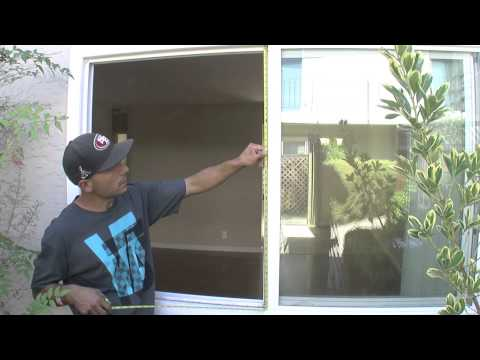 How To Measure For New Window Screens By Bull's Glass And Screen