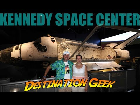 Kennedy Space Center NASA Visitor Complex in Florida!
