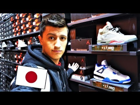 NIKE OUTLET SHOPPING IN JAPAN! (OUTLET VLOG, ADIDAS, PUMA, JAPAN)