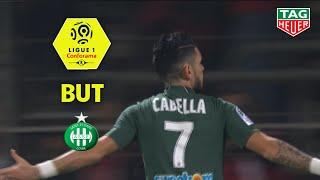 But Rémy CABELLA (1') / Nîmes Olympique - AS Saint-Etienne (1-1)  (NIMES-ASSE)/ 2018-19