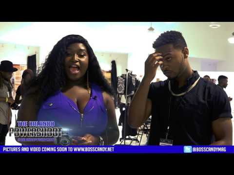 Marium Abidi Interview at The Orlando Power Shoot