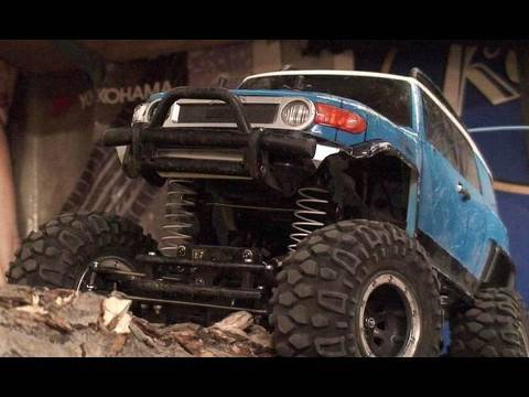 rc adventures 2 2 rc rock crawlers 19 teds garage 4x4 trucks youtube. Black Bedroom Furniture Sets. Home Design Ideas