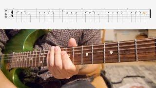 Neetesh Jung kunwar | Flirty maya | Guitar Lesson with Tabs
