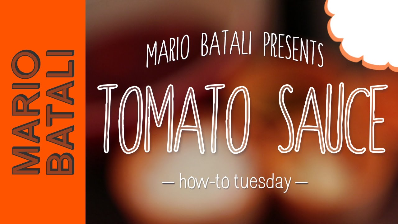 how to make tomato sauce at home