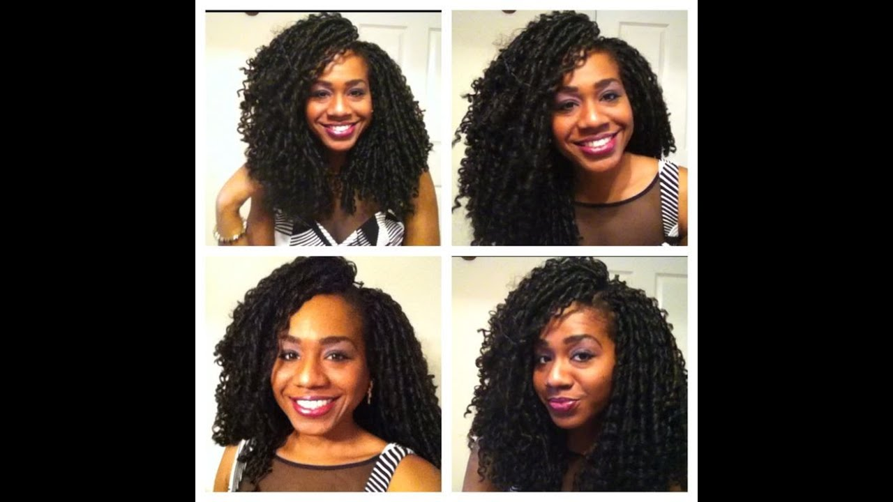 Crochet Braids Long Biba Soft Dread Hair Valentine S Day Look