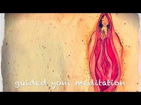 guided yoni meditation
