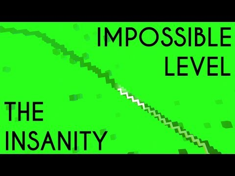 [Fanmade] Dancing Line - The Insanity (By SixSquares) IMPOSSIBLE LEVEL