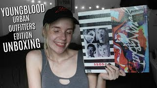 "5SOS: ""Youngblood"" Urban Outfitters EXCLUSIVE Vinyl UNBOXING 