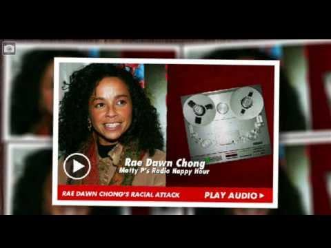 Rae Dawn Chong calls Oprah A