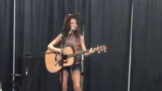 Better Dig Two - 2014 Lake County Fair talent show - Jessie Rae
