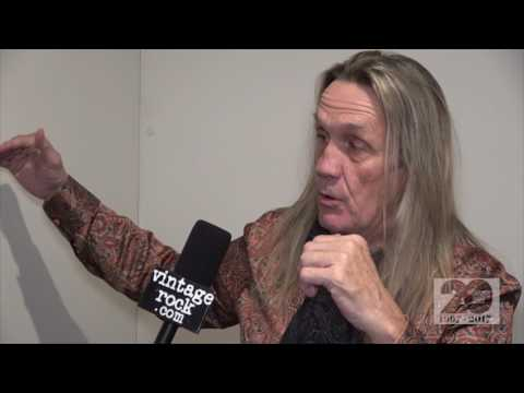 2017 NAMM:  Nicko McBrain Interview
