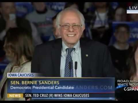 Is Bernie Sanders related to Elmer Fudd??