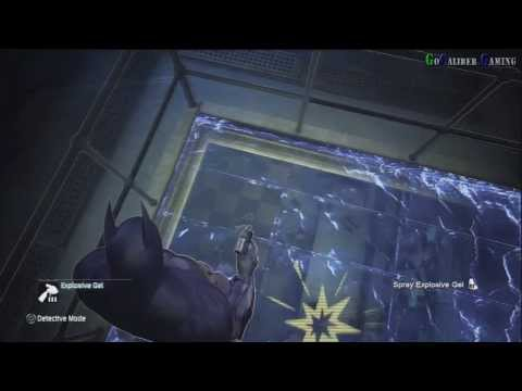 BATMAN: Arkham City - Walkthrough Part 9 - Gotham City Police Dept.