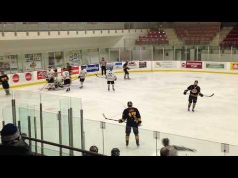 Nicholas Nabuurs vs Huntsville Otters (PJHL)