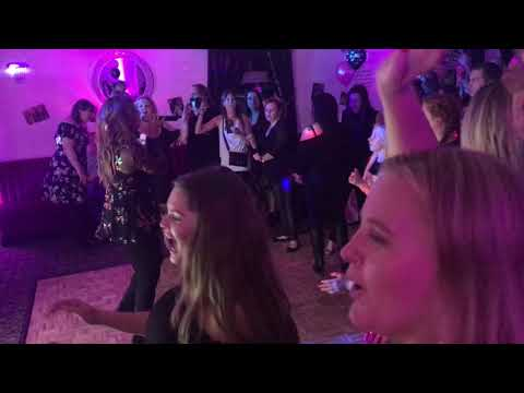 Sweet Female Attitude performing Flowers + many more at a Private 40th Birthday party for Emma