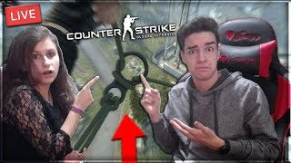 🔴 BATTLE ROYALE IN CS:GO!! JOC GRATIS!! +FORTNITE