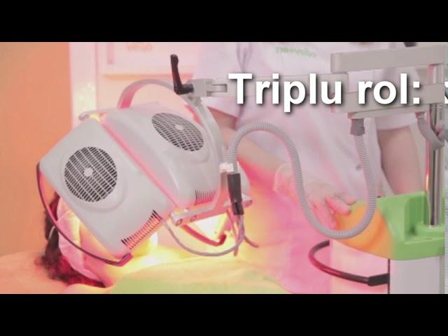 Terapii faciale cu LED la Nomasvello