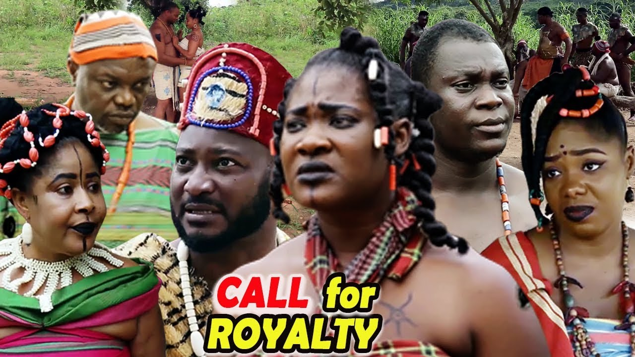 """Download New Hit Movie """"CALL OF ROYALTY"""" Season 1&2 - (Mercy Johnson) 2019 Latest Nollywood Epic Movie"""
