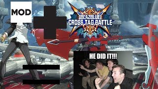 Blazblue Cross Tag Battle PC |The FPS amazing solution| Kinda