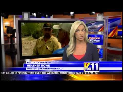 FOX 11 Tucson Now. July 4th, 2013 Newscast