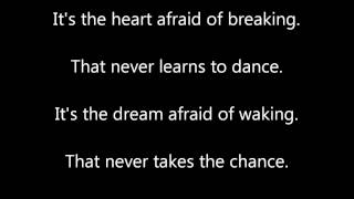 Westlife-The Rose (Lyrics)