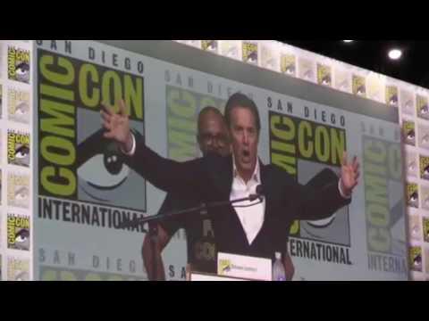 Kyle Maclachlan says HELLO - Comic Con 2017