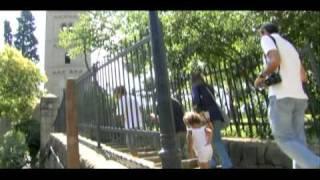 バルセロナの観光:POBLE ESPANYOL (スペイン村)