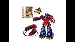 Радіокерований робот «Fight robot». Бої роботів