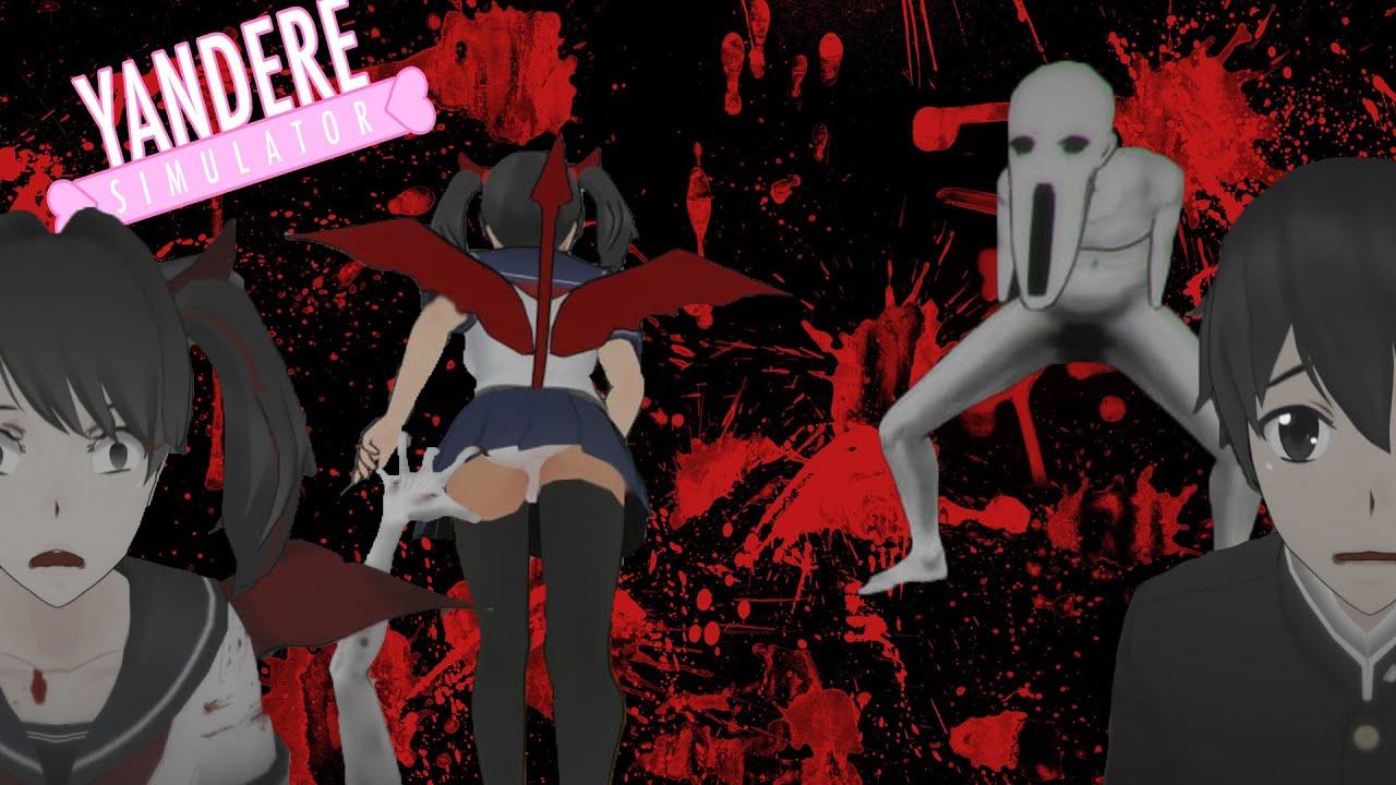 Yandere Anime Girl Wallpaper How To Summon A Demon Yandere Simulator 3 Youtube