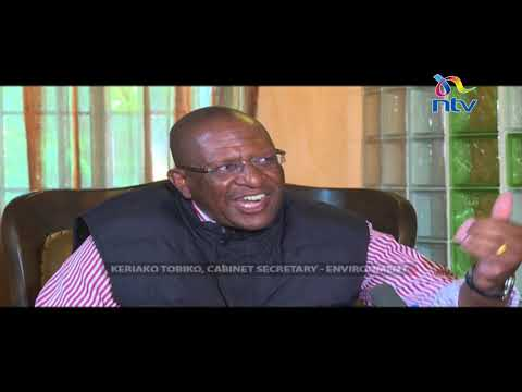 Environment CS Keriako Tobiko promises to overhaul KFS