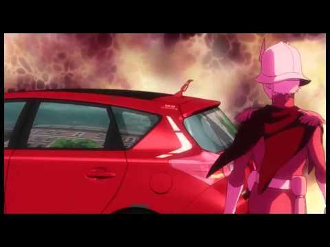 Toyota Auris Gundam - 01 [Pub JP]