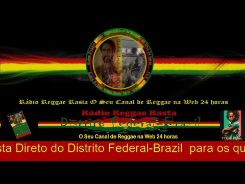 Transmissão ao vivo de Rádio Reggae Rasta 07/04/2019